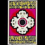 BG # 161-1 Move Fillmore Poster BG161