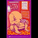 BG # 163-1 Spirit Fillmore Poster BG163