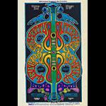 BG # 166-1 Butterfield Blues Band Fillmore Poster BG166
