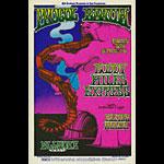 BG # 167 Procol Harum Fillmore postcard BG167