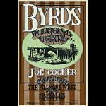 BG # 177-1 Byrds Fillmore Poster BG177