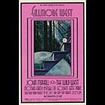 BG # 188 John Mayall Fillmore postcard BG188