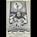BG # 192-1 Taj Mahal Fillmore Poster BG192