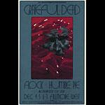 BG # 205-2 Grateful Dead Fillmore Poster BG205
