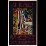 BG # 211-1 Chicago Fillmore Poster BG211