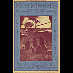 BG # 218-1 Delaney & Bonnie & Friends Fillmore Poster BG218