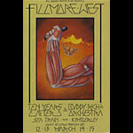 BG # 223-1 Ten Years After Fillmore Poster BG223