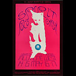 BG # 233 Spirit Fillmore postcard BG233