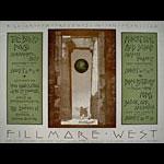 BG # 246-1 Byrds Fillmore Poster BG246
