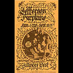 BG # 247A Jefferson Airplane Fillmore postcard BG247A