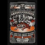 BG # 248-1 Santana Fillmore Poster BG248