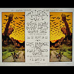 BG # 250 Chuck Berry Fillmore postcard BG250