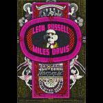 BG # 252 Leon Russell Fillmore postcard BG252