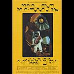 BG # 254 Procol Harum Fillmore postcard BG254