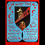 BG # 263-1 Cold Blood Fillmore Poster BG263