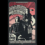 BG # 264-1 Cold Blood Fillmore Poster BG264