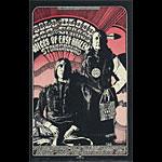 BG # 264-1 Cold Blood Fillmore Poster BG264
