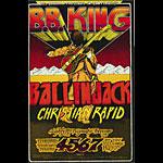 BG # 269-1 B.B. King Fillmore Poster BG269