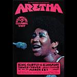 BG # 272-1 Aretha Franklin Fillmore Poster BG272