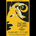BG # 279-1 Miles Davis Fillmore Poster BG279