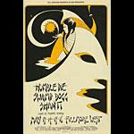BG # 280 Humble Pie Fillmore postcard - ad back BG280