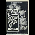 BG # 281-1 Rascals Fillmore Poster BG281