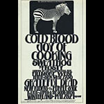 BG # 282-1 Cold Blood Fillmore Poster BG282