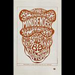 BG # 16 Mindbenders Fillmore Handbill BG16