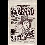 BG # 19 The Beard Fillmore Handbill BG19