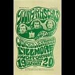 BG # 24 Young Rascals Fillmore Handbill BG24