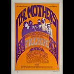 BG # 27 Mothers Fillmore Handbill BG27