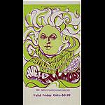 BG # 76 Muddy Waters Fillmore Friday ticket BG76