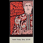 BG # 90 Pink Floyd Fillmore Friday ticket BG90