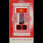 BG # 97 Tim Buckley Fillmore Thursday ticket BG97