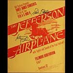 BG # 1-1 Jefferson Airplane Fillmore Poster BG1
