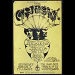 BG # 110-1 Cream Fillmore Poster BG110