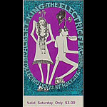 BG # 117 Albert King Fillmore Saturday ticket BG117