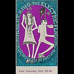 BG # 117 Albert King Fillmore Saturday ticket BG117