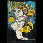 BG # 121-1 Yardbirds Fillmore Poster BG121