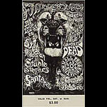 BG # 134 Steppenwolf Fillmore Friday - Sunday ticket BG134