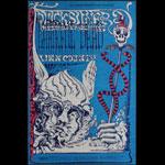 BG # 144-1 Quicksilver Messenger Service Fillmore Poster BG144