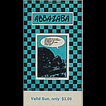BG # 147 It's A Beautiful Day Fillmore Sunday ticket BG147