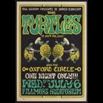 BG # 15-1 Turtles Fillmore Poster BG15