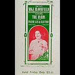 BG # 159 Mike Bloomfield Fillmore Friday ticket BG159