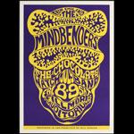 BG # 16-2 Mindbenders Fillmore Poster BG16