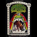 BG # 165-2 Janis Joplin & Her Band Fillmore Poster BG165