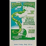 BG # 167 Procol Harum Fillmore Friday ticket BG167