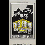 BG # 169 The Band Fillmore Friday ticket BG169