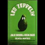 BG # 170-2 Led Zeppelin Fillmore Poster BG170