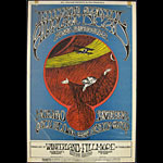 BG # 171-1 Jefferson Airplane Fillmore Poster BG171